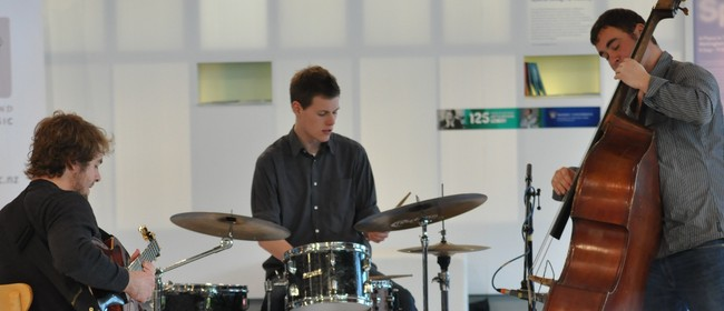 Live Music Friday - Corey Champion Trio