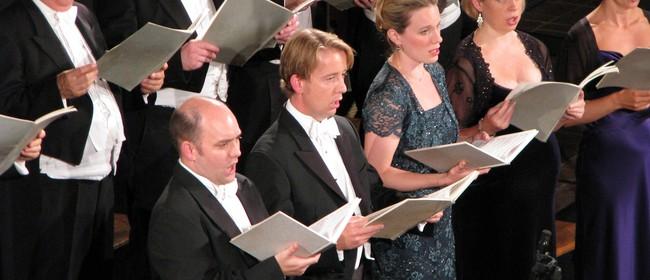 The Sixteen Choir - NZIAF