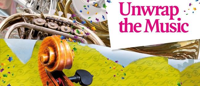 Unwrap the Music: Fireworks