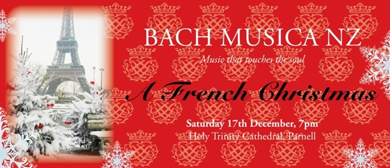 Bach Musica presents A French Christmas