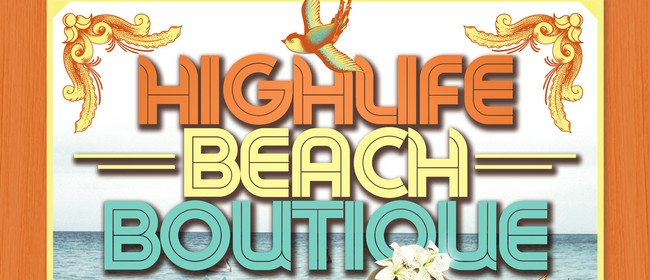 Highlife Beach Boutique - Sunday Sessions