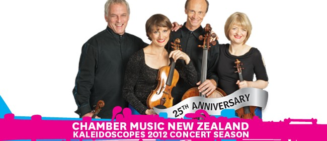 New Zealand String Quartet - Beethoven: Revolution