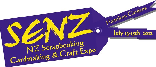 SENZ 2012 - NZ Scrapbooking Cardmaking and Craft Expo