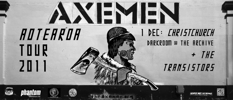 Axemen and The Transistors