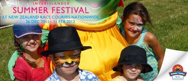 Interislander Summer Festival Tauranga Harness Races