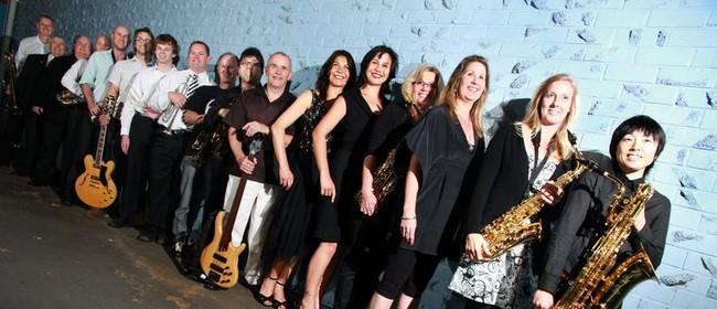 National Jazz Festival: Then and Now - Tauranga Big Band