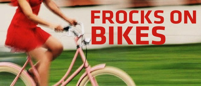 Frocks, Bikes & High Tea - Cycle Cruise with Frocks on Bikes