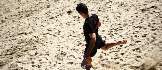 Auckland Beach Soccer Tournament