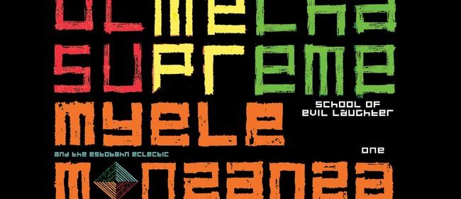 Olmecha Supreme and Myele Manzanza's Double Album Release
