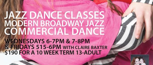 Commercial Dance - Advanced classes