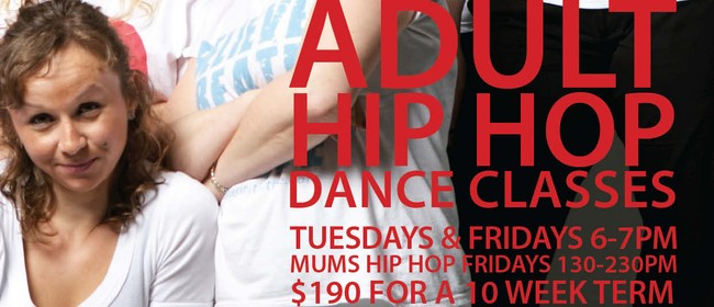 Adult Beginner Hip Hop Dance Class