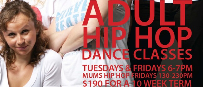 Adult Hip Hop Dance Class - Intermediate Level