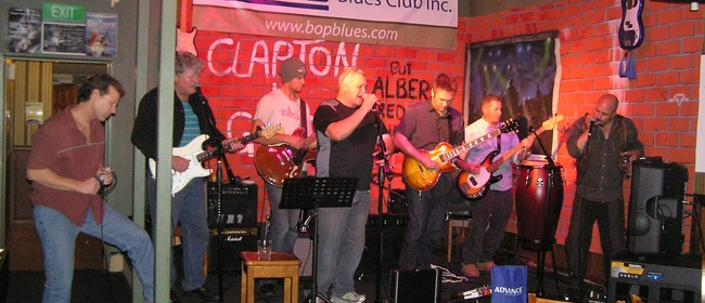 BOP Blues Club and Jam Night