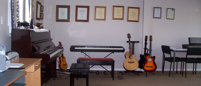 Anna Cannon Music Studio Open Day