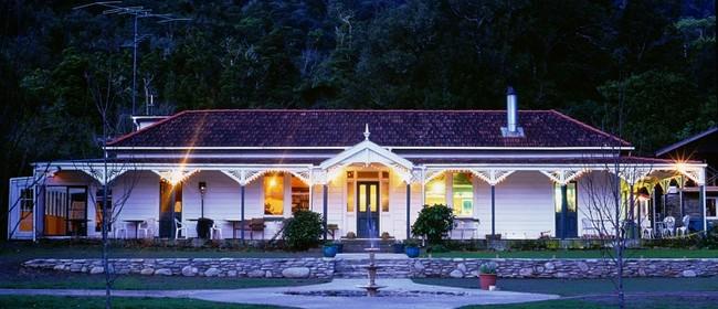 Furneaux Lodge Captain Cook's Landing Trailrun