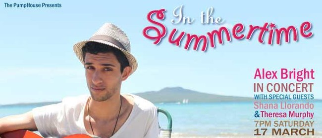 In The Summertime - Alex Bright