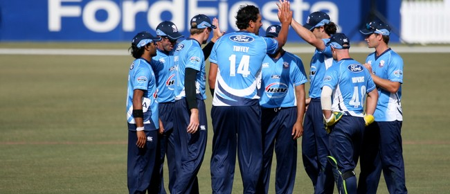 Auckland Aces v Otago Volts Ford Trophy Semi-Final