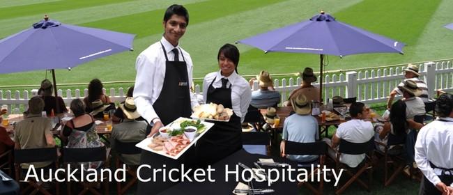Blackcaps ODI Hospitality