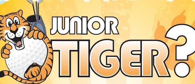 Junior Tiger - Golf