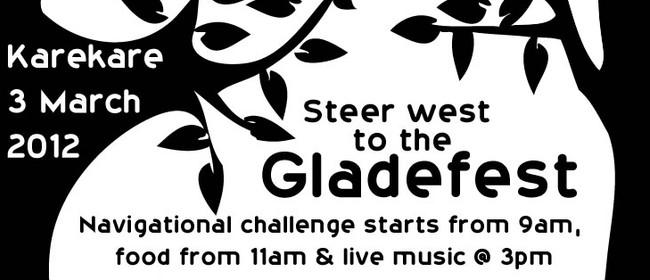 Karekare Gladefest - Navigation Challenge & Gladefest