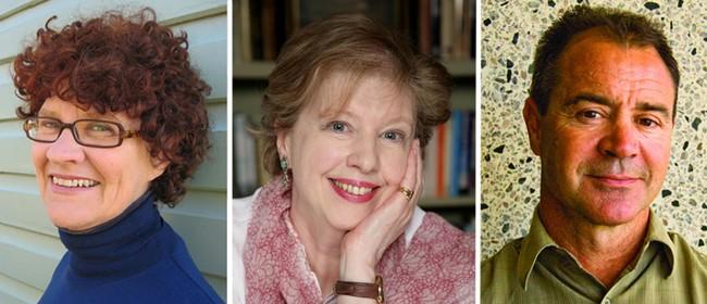 W&R Week: Kate Grenville, Selina Hastings, Kim Scott - NZIAF