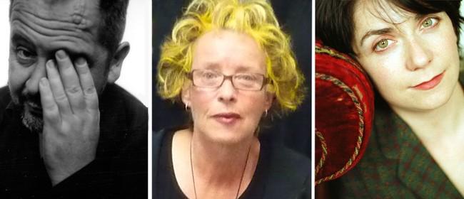 W&R Week: Fergus Barrowman, Tilly Lloyd, Denise Mina - NZIAF