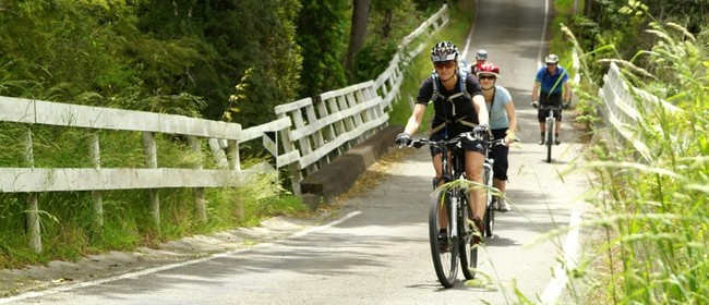 Launch of the Manawatu Cycleway on The Country Road