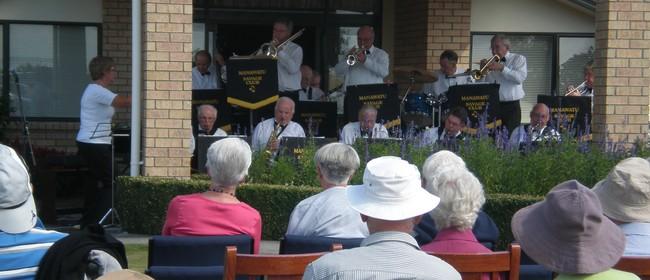 Outdoor Jazz Concert