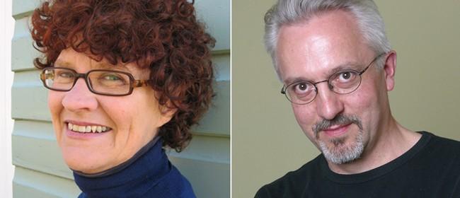 W&R Week: Kate Grenville & Alan Hollinghurst - NZIAF
