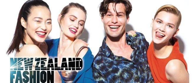 NZ's Most Fashionable Flashmob