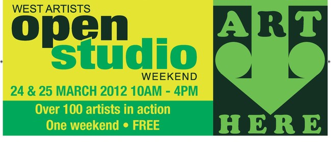 West Artist Open Studio Weekend