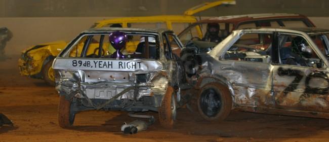 Speedway - Caravan & Demolition Derby