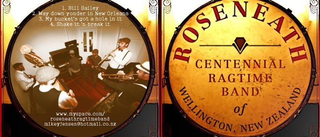 Roseneath Centennial Ragtime Band