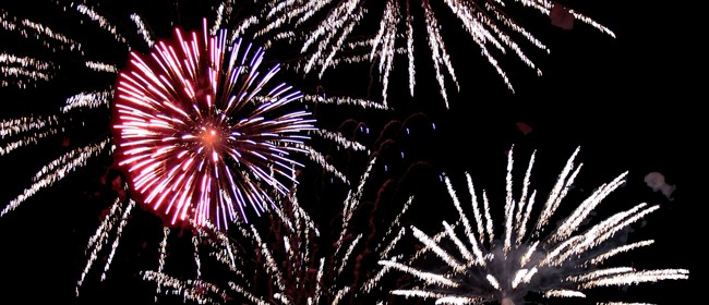 Speedway - Modified Invitation and Fireworks Evening