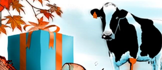 Jo Randerson's Cow & Fold