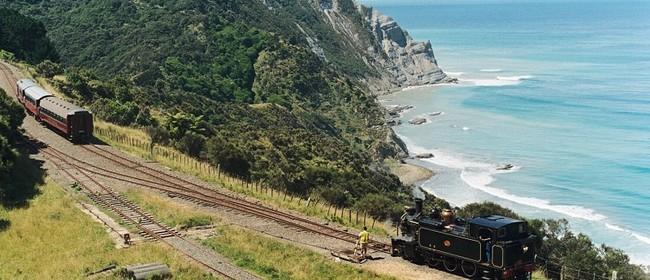 Steam Train to Beach Loop