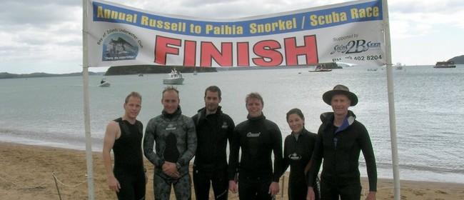 Bay of Islands Snorkel SCUBA Race