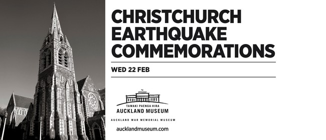 Christchurch Earthquake Commemorations