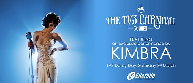 TV3 Carnival feat Kimbra - TV3 Derby Day