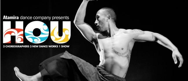 Atamira Dance Company Presents Hou 2012