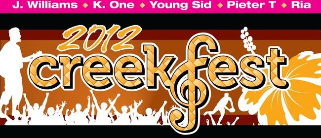 Creekfest '12 - NZ's Biggest Health Festival