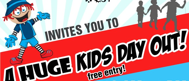 A Huge Kids Day Out