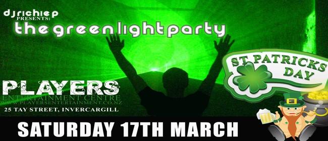 DJ Richie-P - The Greenlight Party