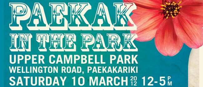 Paekak In The Park 2012