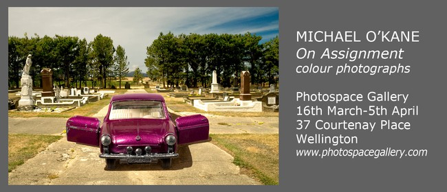Micheal O'Kane: On Assignment Colour Photographs