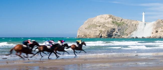 Castlepoint Racing Club Beach Races