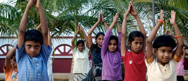 Yoga Class for Yoga Stops Traffick
