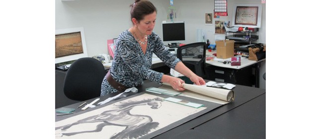 Behind the Scenes Tour: Paper Conservation