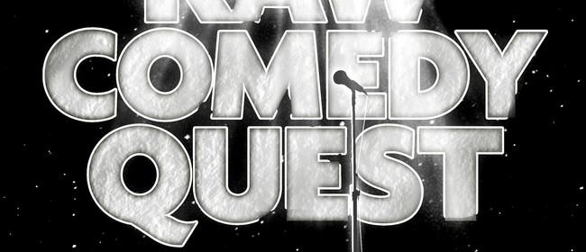 Wellington Raw Comedy Quest - Finals
