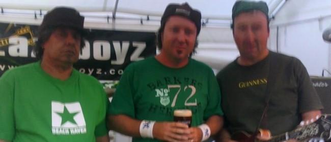The Lazyboyz Irish Rock show